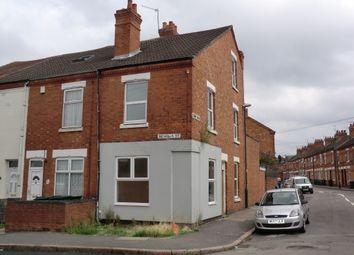 Thumbnail 4 bed end terrace house to rent in Nicholls Street, Hillfields, Coventry