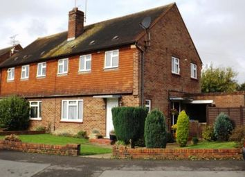 Thumbnail 2 bedroom maisonette for sale in Cobham, Surrey