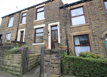 Thumbnail 3 bed terraced house for sale in Slatelands Road, Glossop