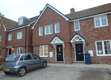Thumbnail 3 bed terraced house to rent in Montague Mews, Farnham