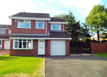 Thumbnail 4 bed detached house for sale in Skaylock Drive, Lambton, Washington, Tyne And Wear