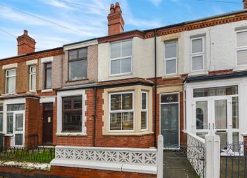 3 bed terraced house for sale in Stanway Road, Earlsdon, Coventry CV5