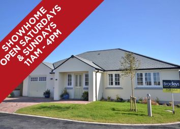 Thumbnail 4 bed detached bungalow for sale in Grenville Close, Kilkhampton Road, Bude, Cornwall