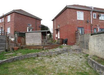 Thumbnail 4 bed maisonette for sale in Park Avenue, Plymstock, Plymouth