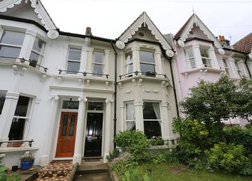 Thumbnail 4 bed terraced house for sale in Cleveland Road, Brighton, East Sussex