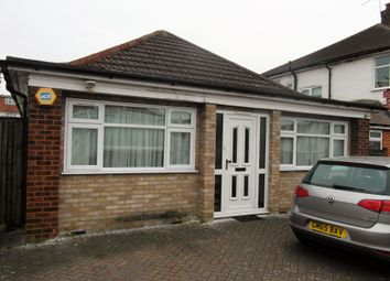 Thumbnail 3 bed bungalow to rent in Walton Avenue, London