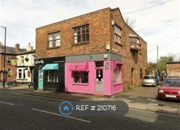Thumbnail 1 bedroom flat to rent in Beech Road, Manchester