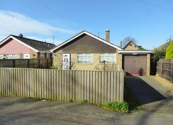 3 bed detached bungalow for sale in Horseshoe Terrace, Wisbech PE13
