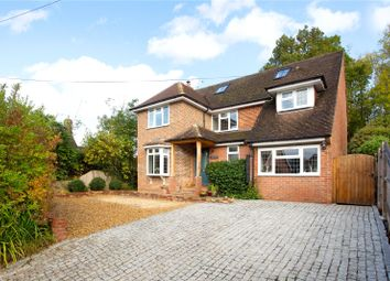 Thumbnail 6 bed detached house for sale in Pockford Road, Chiddingfold, Godalming, Surrey