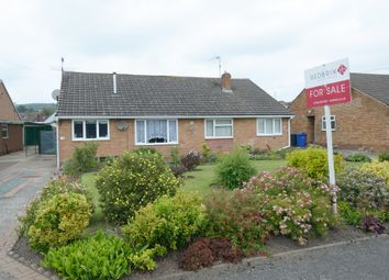 Thumbnail 3 bed semi-detached bungalow for sale in Caxton Close, New Whittington, Chesterfield