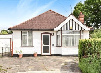 Thumbnail 2 bed detached bungalow for sale in Elmbridge Close, Ruislip, Middlesex