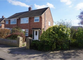 Thumbnail 3 bed semi-detached house for sale in Seaburn Road, Nottingham