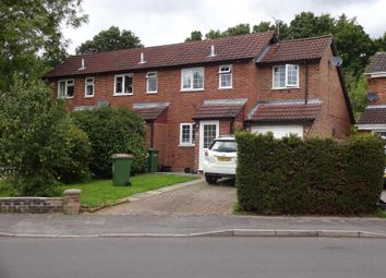Thumbnail 3 bed end terrace house to rent in Oak Coppice Close, Bishopstoke, Eastleigh