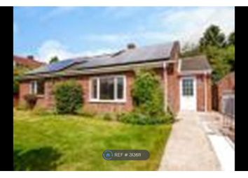 Thumbnail 2 bed bungalow to rent in Meadow Court, South Normanton