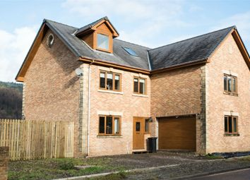 Thumbnail 5 bed detached house for sale in Lletty Dafydd, Clyne, Neath, West Glamorgan