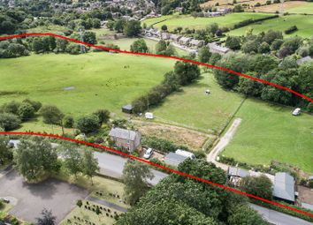Thumbnail 2 bed equestrian property for sale in Westfield House, High Hill Road, Birch Vale
