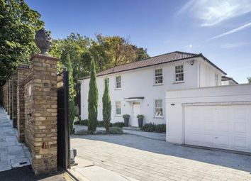 5 bed semi-detached house for sale in Frognal Gardens, Hampstead Village, London NW3
