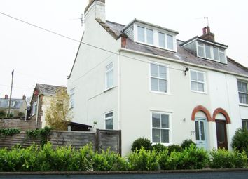 Thumbnail 4 bed semi-detached house to rent in North Allington, Bridport, Dorset