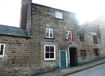 Thumbnail 3 bed terraced house to rent in Sunny Hill, Milford, Belper