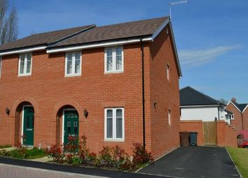 Thumbnail 3 bedroom semi-detached house for sale in Cliff Court, Little Billing, Northampton
