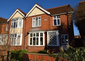 Thumbnail 2 bed maisonette for sale in Greenham Road, Newbury