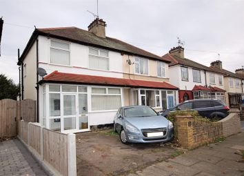 Thumbnail 3 bed semi-detached house for sale in Herbert Road, Shoeburyness