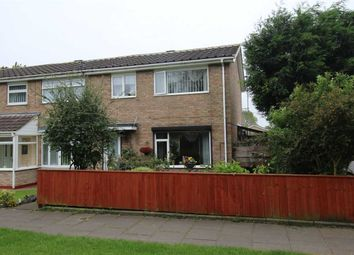 Thumbnail 3 bed terraced house for sale in Grantham Place, Southfield Green, Cramlington