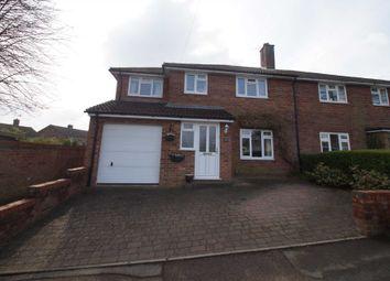 Thumbnail 4 bed semi-detached house for sale in Jocketts Road, Chaulden, Hemel Hempstead