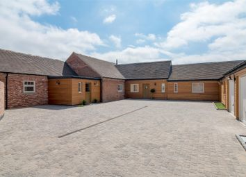 Thumbnail 5 bed barn conversion for sale in Cotes Road, Cotes, Loughborough