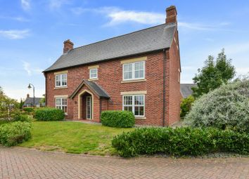 5 bed detached house for sale in Kingsdown Close, Wychwood Park, Weston CW2