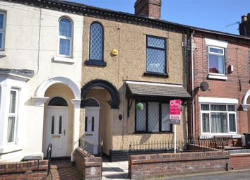 Thumbnail 2 bedroom terraced house for sale in North West Terrace, Smallthorne, Stoke On Trent