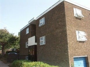 Thumbnail 2 bed flat to rent in Lonsdale Court, Stevenage