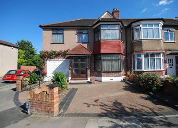 Thumbnail 4 bed end terrace house for sale in Huxley Gardens, London