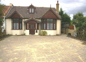 Thumbnail 4 bed semi-detached bungalow for sale in Water Lane, Seven Kings, Essex