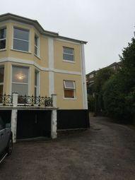 Thumbnail 2 bedroom flat to rent in Thurlow Road, Torquay