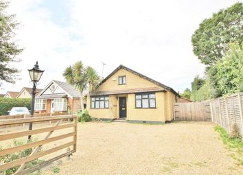 Thumbnail 3 bed detached house for sale in Cadbury Road, Sunbury, Middlesex