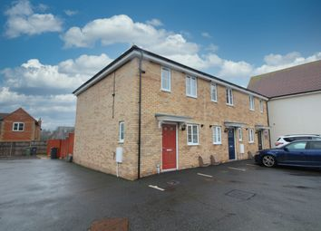 Thumbnail 2 bed end terrace house for sale in Haygreen Road, Witham