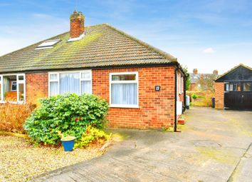 Thumbnail 2 bed semi-detached bungalow for sale in Wedderburn Close, Harrogate