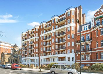Thumbnail 4 bed flat to rent in Abbey Road, London