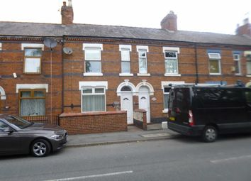 Thumbnail 2 bed terraced house to rent in West Street, Crewe, Cheshire