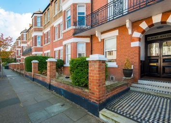 Thumbnail 3 bed flat to rent in Alwyne Mansions, Wimbledon