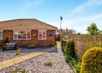 Thumbnail 2 bed semi-detached bungalow for sale in Tristram Close, Sompting, Lancing