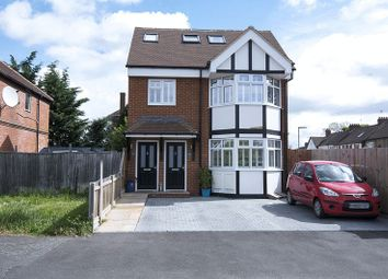 Thumbnail 2 bed flat for sale in Garden Road, Walton-On-Thames