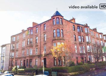 Thumbnail 3 bed flat for sale in Thornwood Avenue, Glasgow