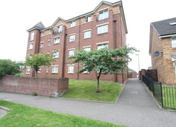 Thumbnail 1 bed flat to rent in Rigby Drive, Glasgow