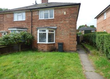 Thumbnail 3 bed semi-detached house to rent in Poole Crescent, Harborne, Birmingham