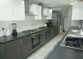 Thumbnail 6 bed terraced house to rent in Cranbrook Street, Cardiff