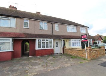 Thumbnail 3 bed terraced house to rent in Kingsway, Stanwell, Staines