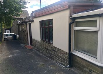Thumbnail 1 bed bungalow to rent in Moorfield Street, Savile Park, Halifax, West Yorkshire