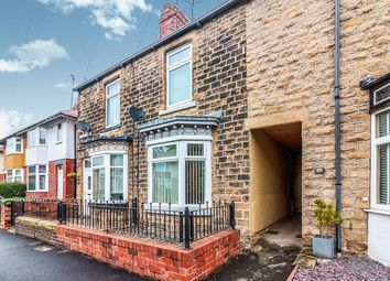 Thumbnail 3 bed terraced house for sale in Shenstone Road, Hillsborough, Sheffield